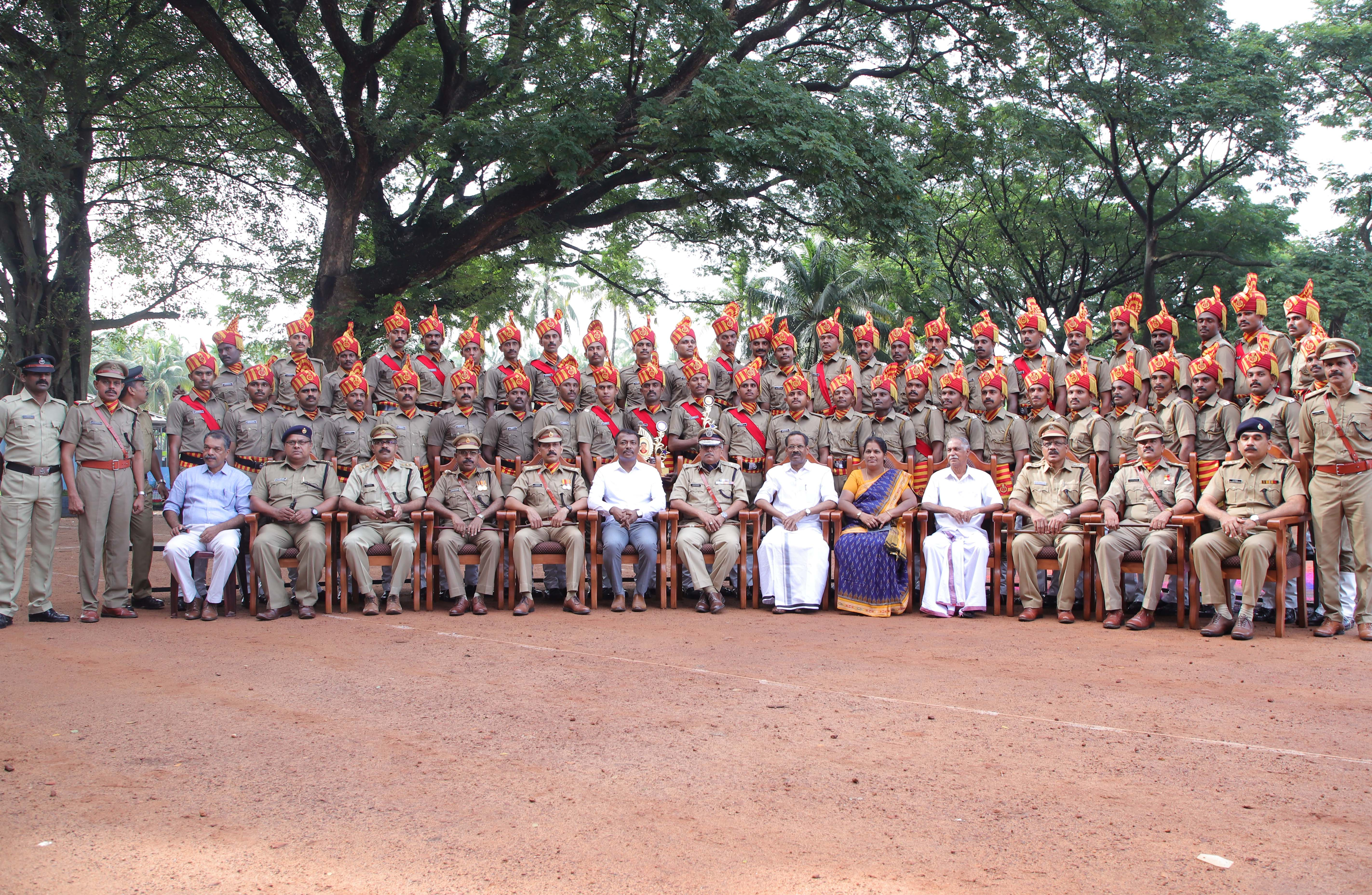 Passing Out Parade of Civil Excise Officers